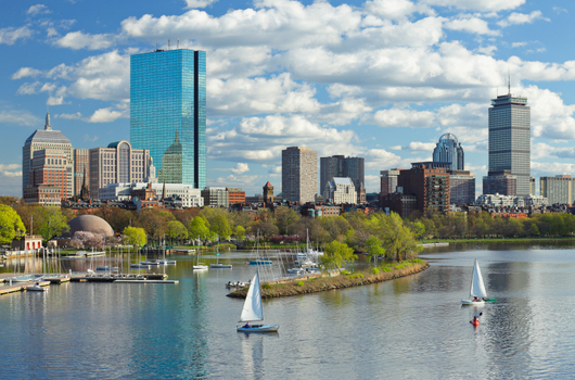 Boston comes top of the class for energy efficiency