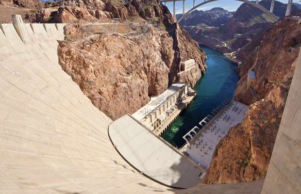 The Engineering Behind the Hoover Dam and Its Bypass :: BASF